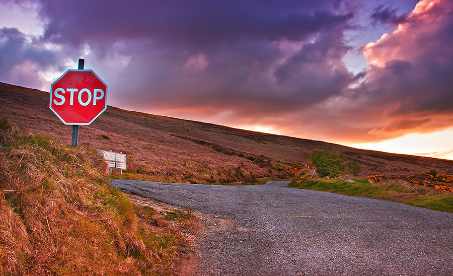 Photo Drive in Wicklow Mnts (2/6)