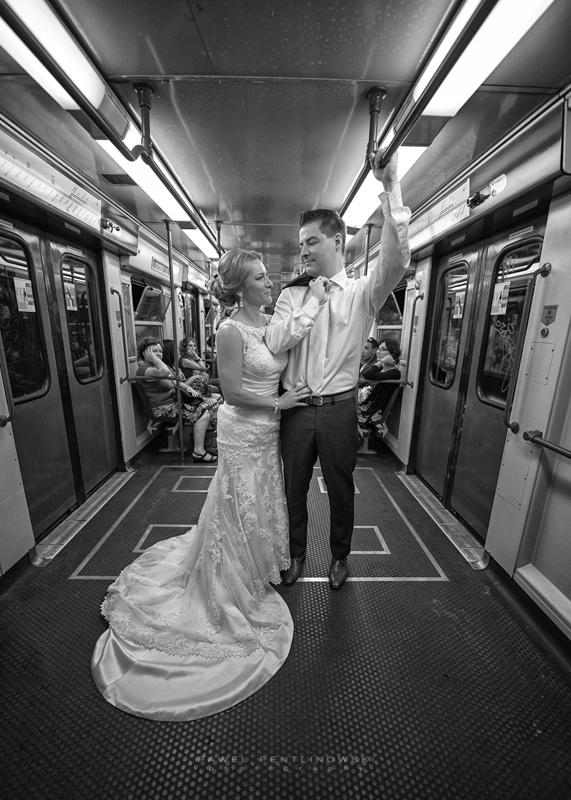wedding metro