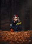 Joker and pumpkin